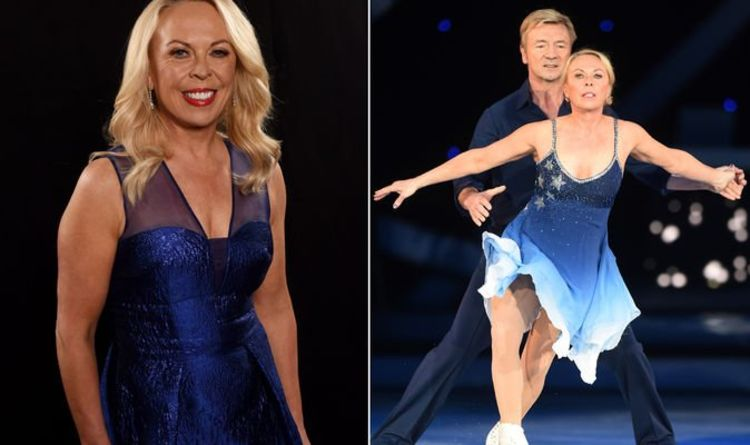 Jayne Torvill health: Ice Skater reveals health condition that left her 'gasping for air'