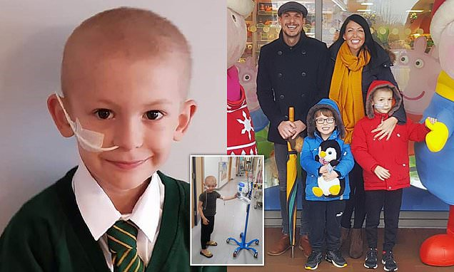 Six-year-old boy with cancer was taken to his GP 11 times