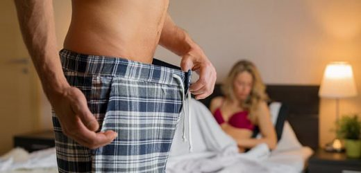 Zapping the penis with sound waves could tackle erectile dysfunction