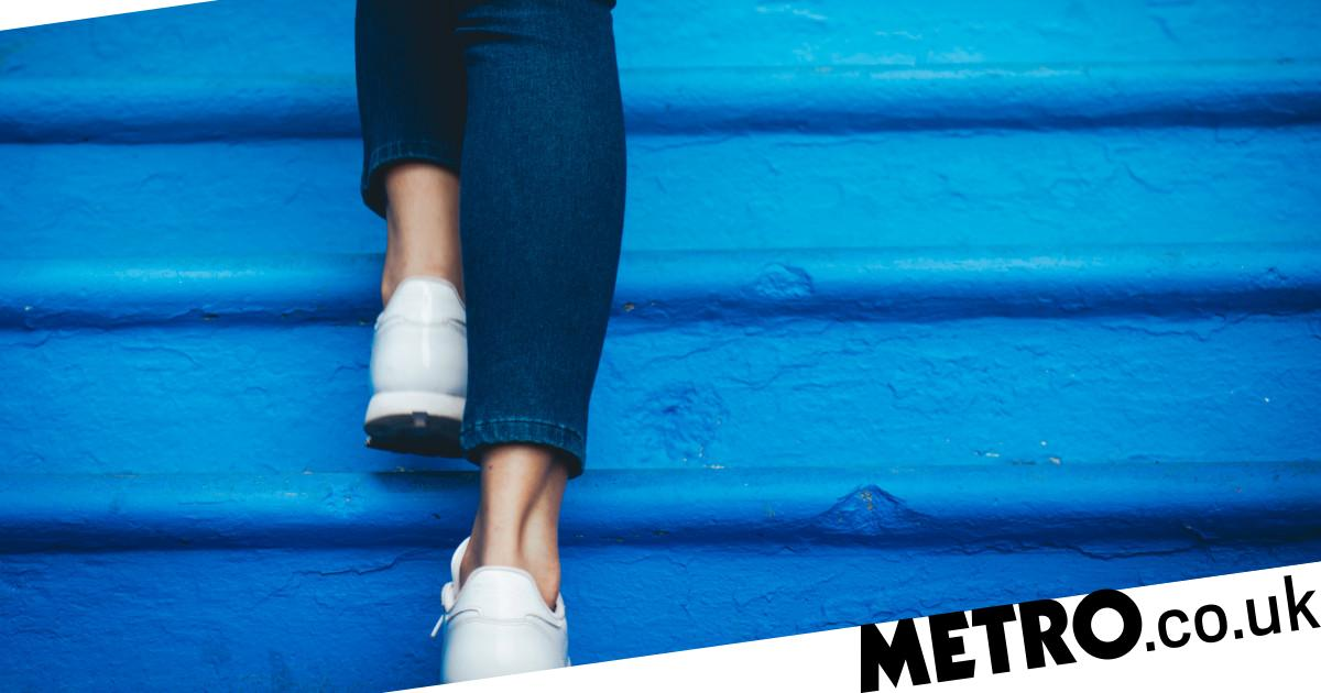 We start to struggle with activities 'like walking up stairs' at age 60