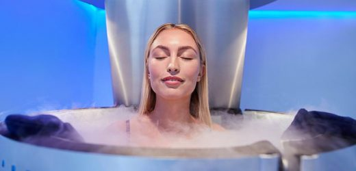 SPA DOCTOR: How I warmed to deep-freeze booster