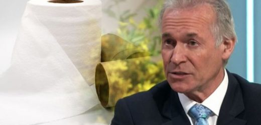 Coronavirus: Should people be stockpiling toilet paper? Dr Hilary offers his advice
