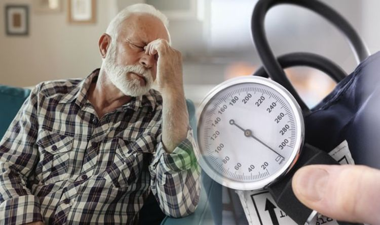 Low blood pressure can be more dangerous than high blood pressure in later life – symptoms