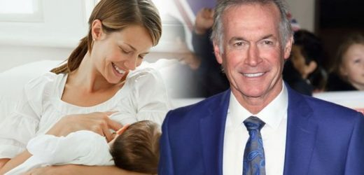 Coronavirus update: Dr Hilary reveals whether it is safe to breastfeed during the outbreak
