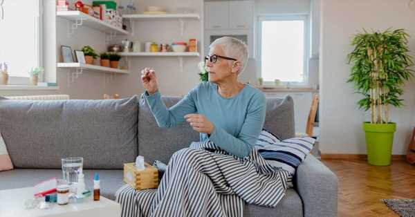 What Experts Say You Can Do to Treat Yourself at Home If You Have a Mild Case of COVID-19