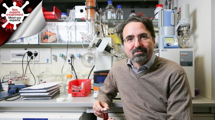 'In a crisis like this, an antiviral drug could buy us some time'