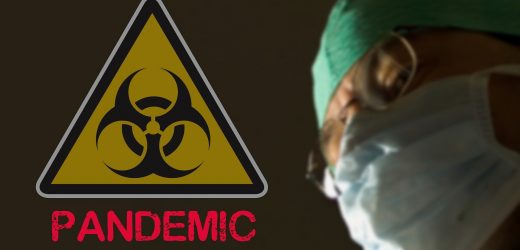 Pandemic likely to go in waves, researchers say