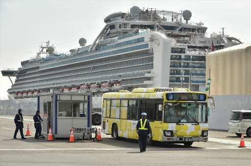 Two former Japan cruise ship passengers die
