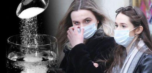 Coronavirus UK: Will rinsing your nose with salt water help prevent spread of coronavirus?