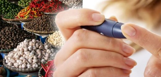 Diabetes type 2 – the best spice to lower your risk of high blood sugar symptoms