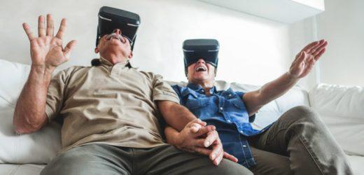 Corona-crisis: Helping virtual reality to alleviate the stresses – Naturopathy naturopathy specialist portal