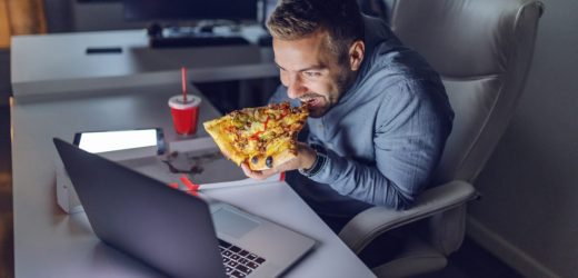 Eating before bed delays fat burning