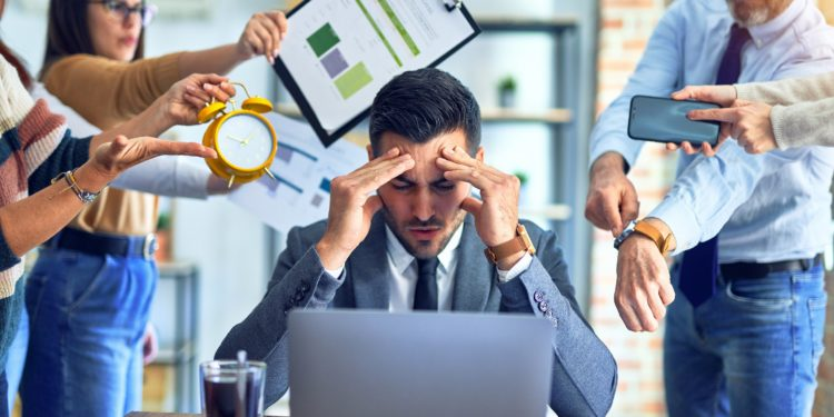 Work-related Stress leads often to atherosclerosis – Naturopathy naturopathy specialist portal