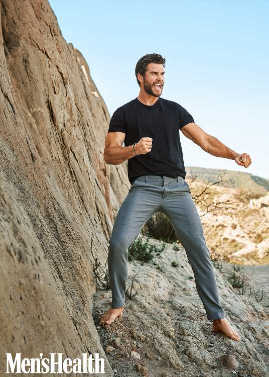 Liam Hemsworth Needed Surgery that Forced Him to 'Completely Rethink' His Vegan Diet