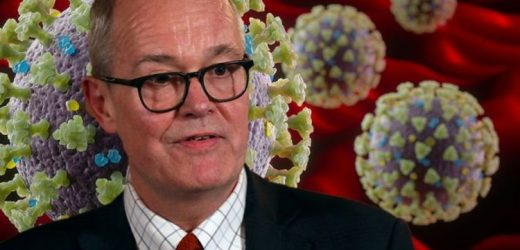 Coronavirus: What is the UK's current infection rate? Sir Patrick Vallance gives update