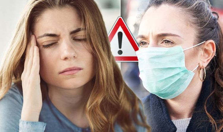 Coronavirus warning – the 'unusual' symptom of COVID-19 that you may be ignoring