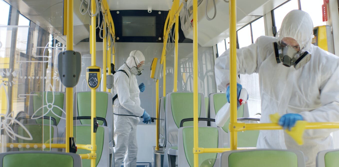 Coronavirus recovery: public transport is key to avoid repeating old and unsustainable mistakes