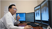 Researchers at Mount Sinai use AI to detect COVID-19 in lung scans