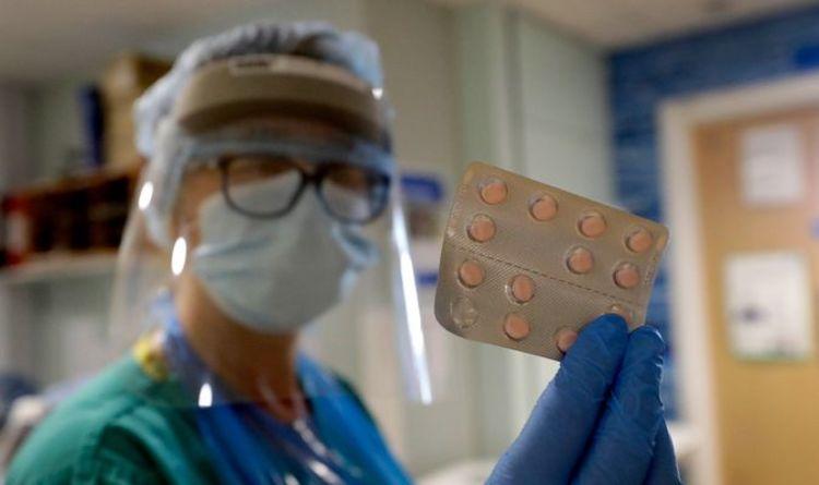 Coronavirus breakthrough: Scientists trial experimental drug that targets blood clots