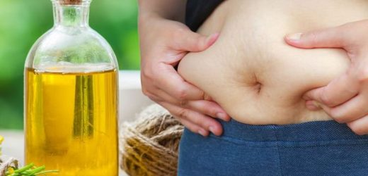 How to get rid of visceral fat: The cooking oil proven to help you lose the belly fat