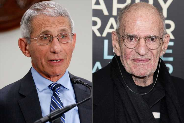 Looking Back at Dr. Fauci's Enduring Bond with AIDS Activist Larry Kramer & Their Final Phone Call