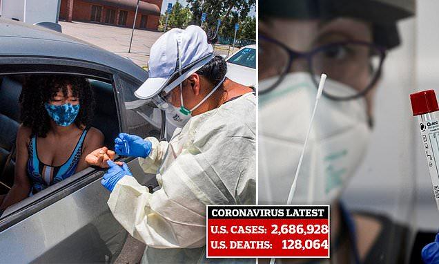 ONE-THIRD of coronavirus antibody tests may return false negatives