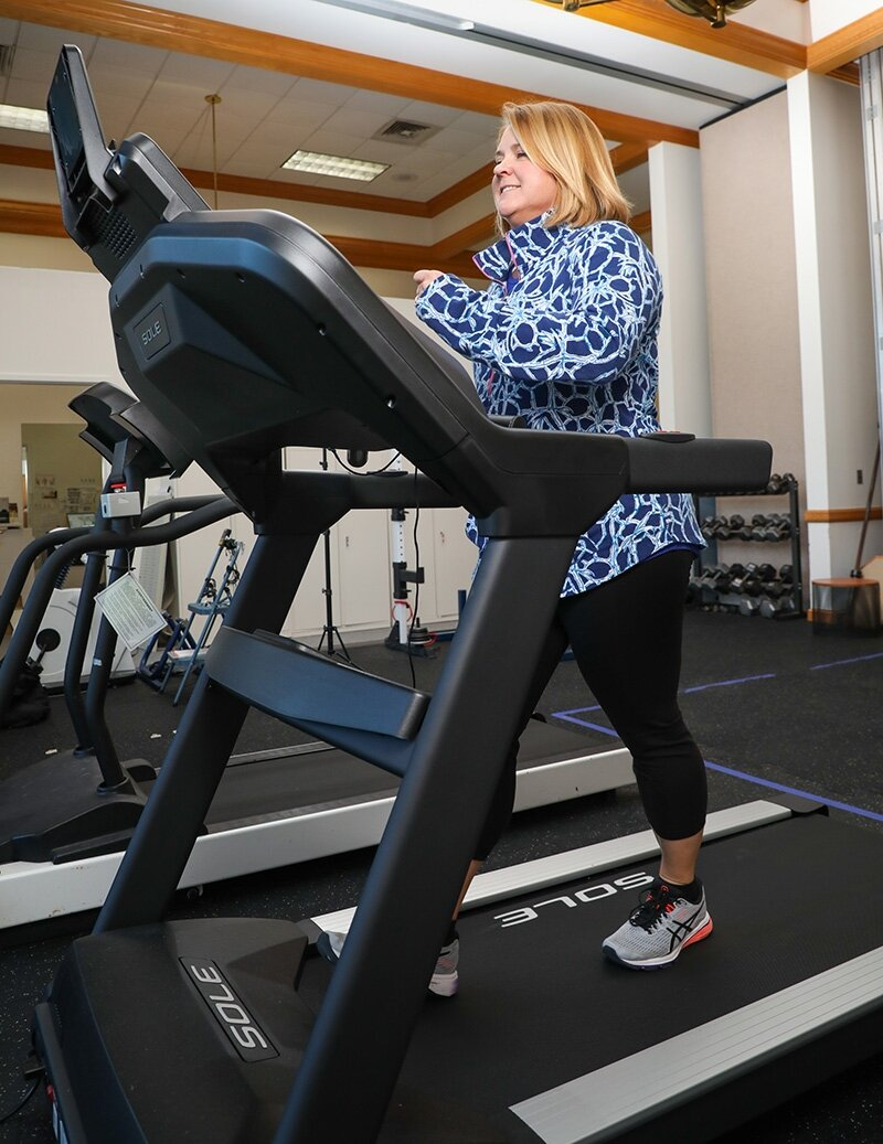 Prescription to fight cancer: Exercise