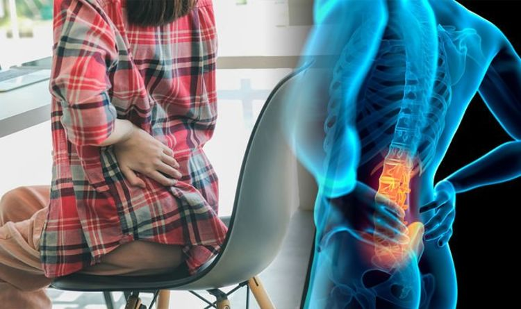 Back pain: Four simple moves you can do in your own home to relieve your back pain