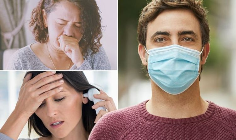 Coronavirus warning: The three most common signs of COVID-19 infection – are you at risk?
