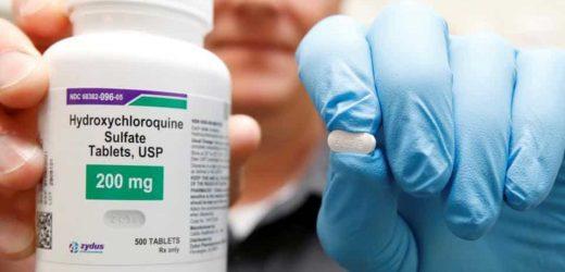 Coronavirus: Hydroxychloroquine ineffective against mild Covid-19