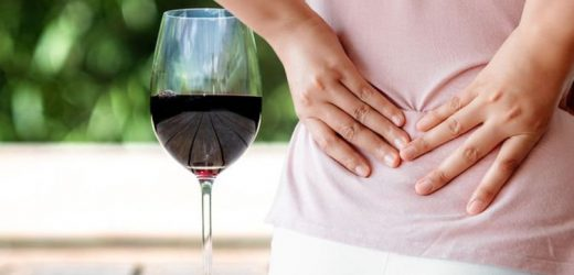 Pain in back: Could red wine ease your back pain? Study finds surprising connection