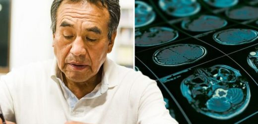 Dementia symptoms: Do you experience this problem when trying to concentrate? Warning sign