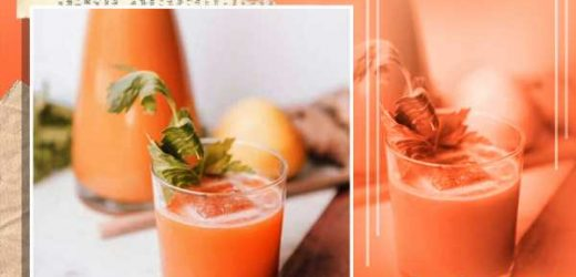 Boost your immunity with this fresh, healthy juice