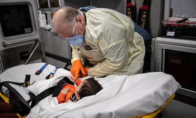 Just 17% of children with coronavirus are hospitalized