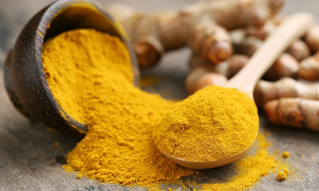 Could TURMERIC fight off the pain of arthritis?