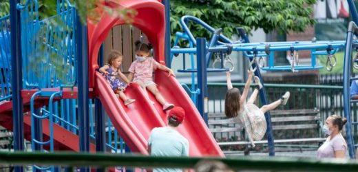Coronavirus death risk among children 'vanishingly small' new 'reassuring' study finds