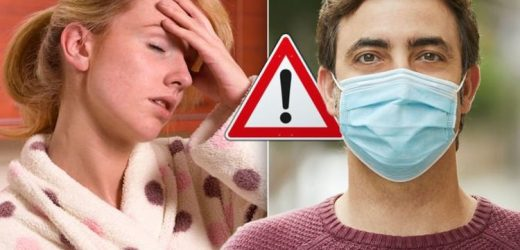 Coronavirus symptoms: Full list of 11 warning signs – are you at risk of COVID infection?