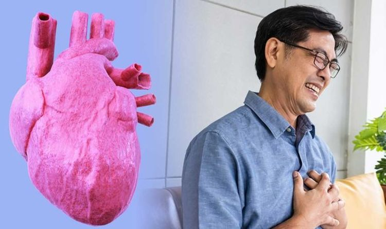 Heart attack: One condition you may suffer from if you've had the deadly condition