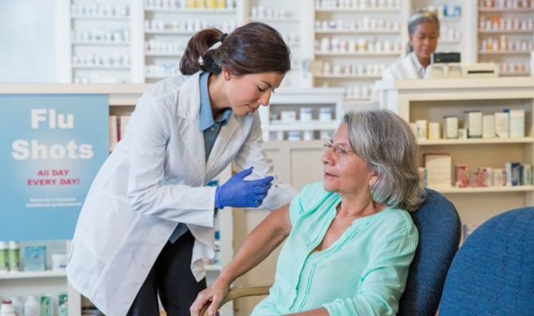 Flu jab in pharmacy: Which pharmacies are offering the flu vaccine?
