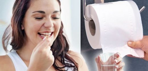 The signs of a vitamin B12 deficiency in your poo – how often do you use the toilet?