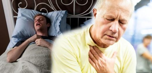 Heart attack: Do you make this sound when sleeping? Sign that could reveal your risk