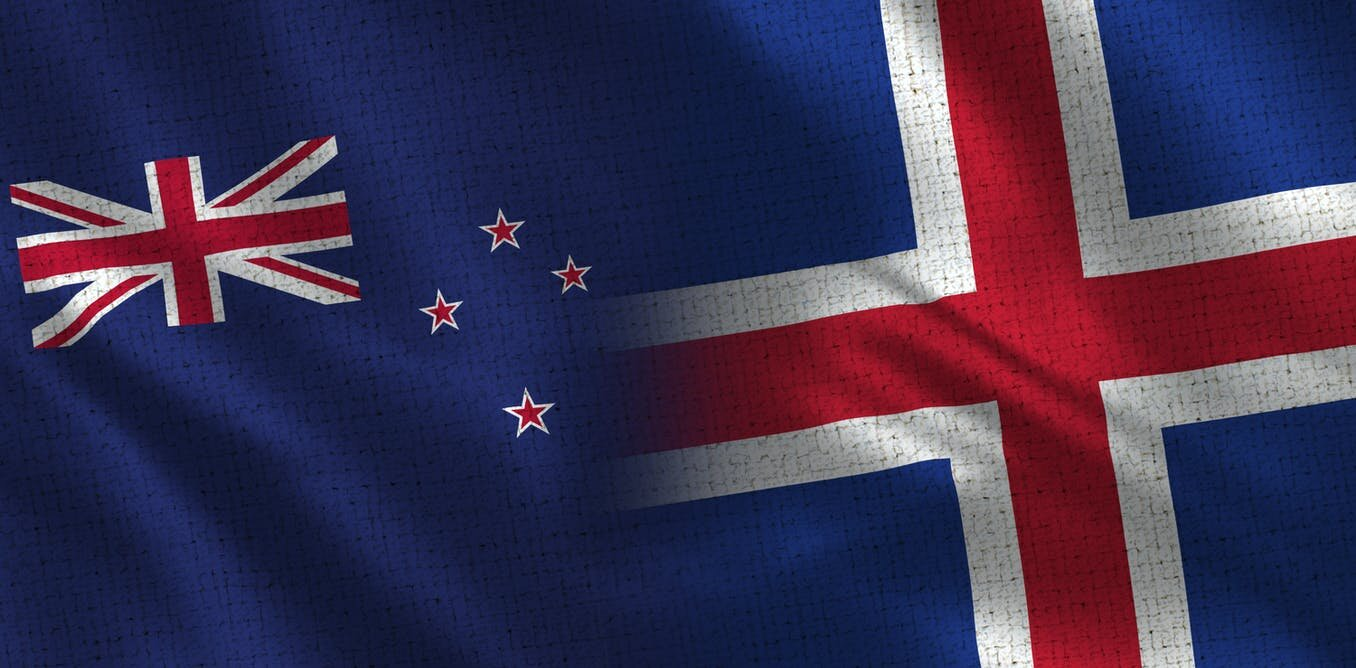 COVID-19 and small island nations: What we can learn from New Zealand and Iceland
