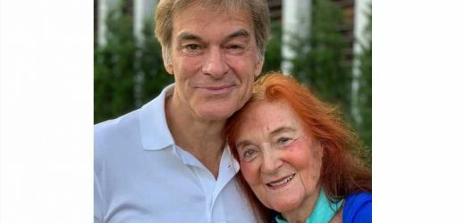 Dr. Oz's Mother Diagnosed with COVID-19 While Battling Alzheimer's: 'The News Rocked Us'