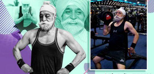 Meet Tripat Singh, the 75-year old vegan who is an inspiration to Virat, Anushka