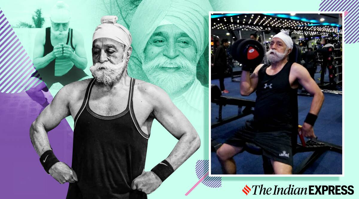 Meet Tripat Singh, the 75-year old vegan who is an inspiration to Virat, Anushka