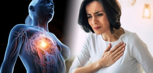 Heart attack signs: Can feeling upset trigger symptoms? Beware coronary artery spasms