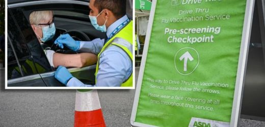Flu Jab drive thru: Where can you get a FREE NHS Drive-Thru flu vaccine?