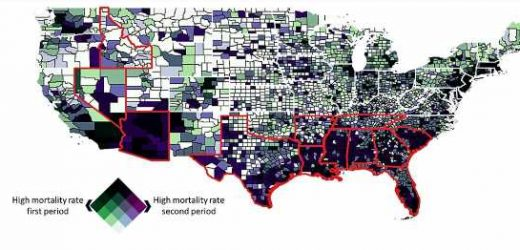 As coronavirus surges again, researchers find mortality rates are highest in rural counties