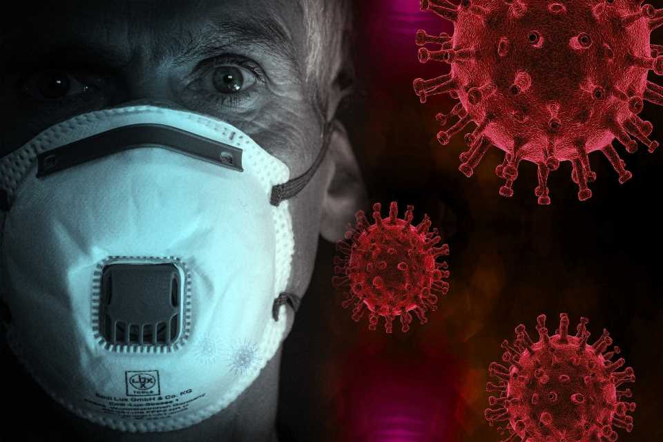 Fear and anxiety spike in virus hot spots across US