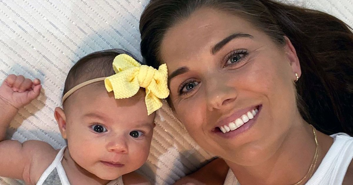 Alex Morgan Felt 'Pressure' to Bounce Back 5 Months After Baby's Birth